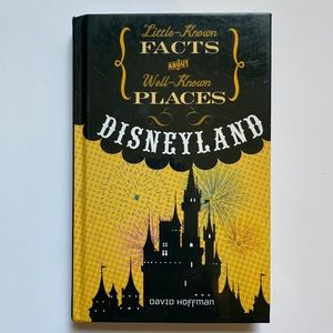 Disney Facts Book